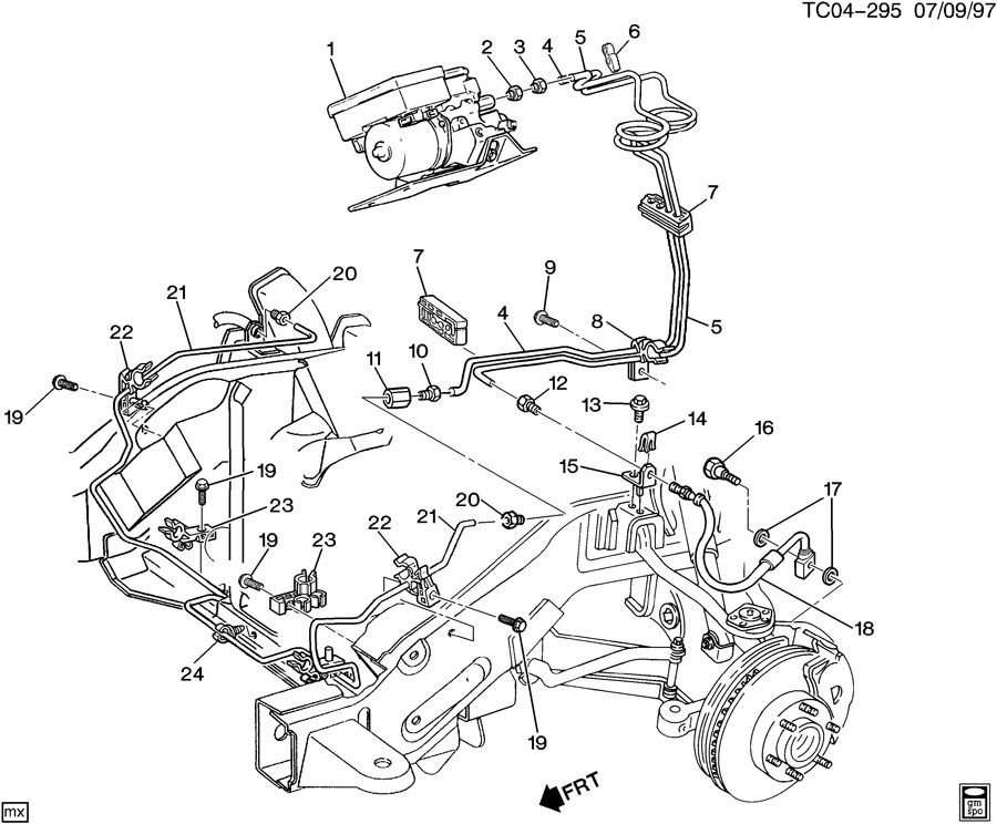 1998 Dodge Ram Front Brake Diagram Images Frompo