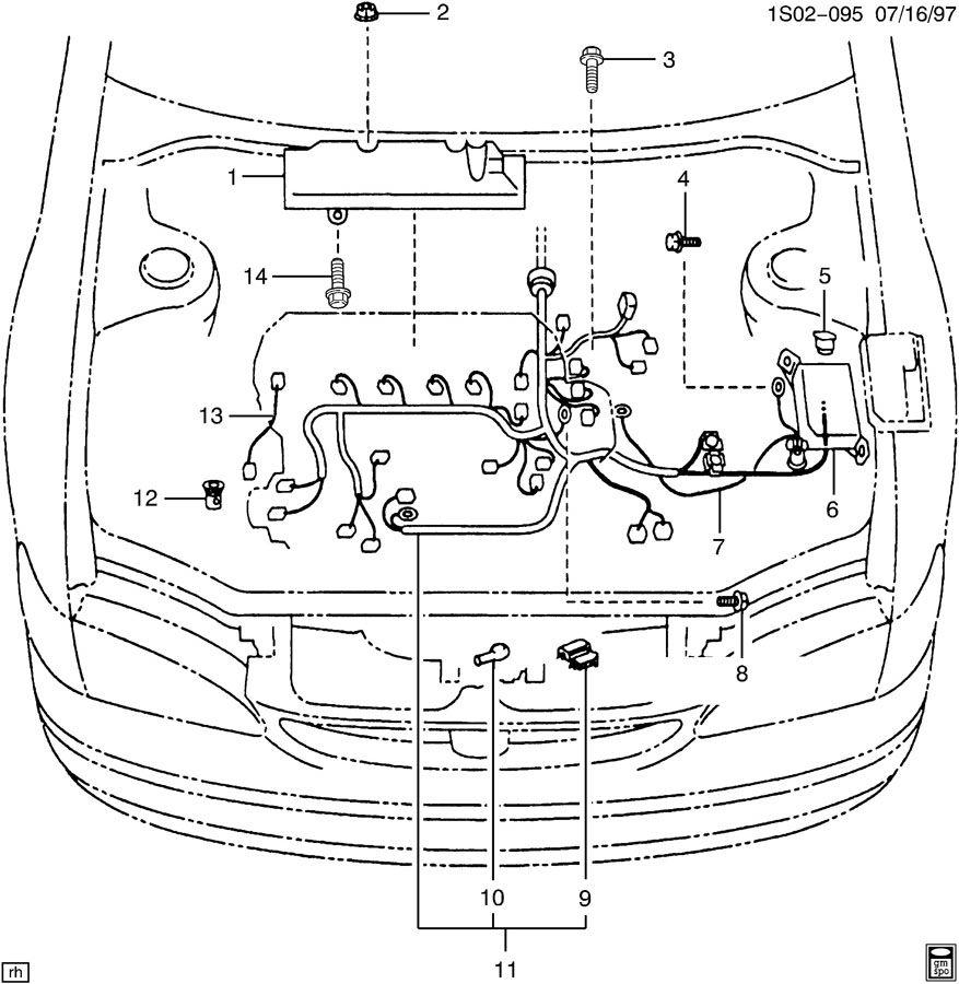 chevrolet wiring harness engine. Black Bedroom Furniture Sets. Home Design Ideas