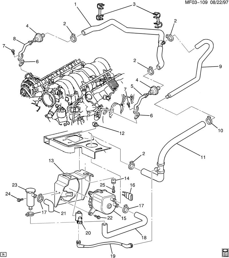 03 buick rendezvous belt diagram  03  free engine image