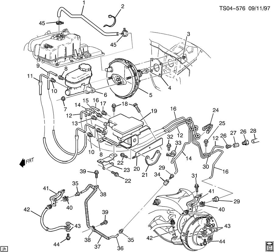 ShowAssembly on Chevy S10 2 2l Engine Parts Diagram