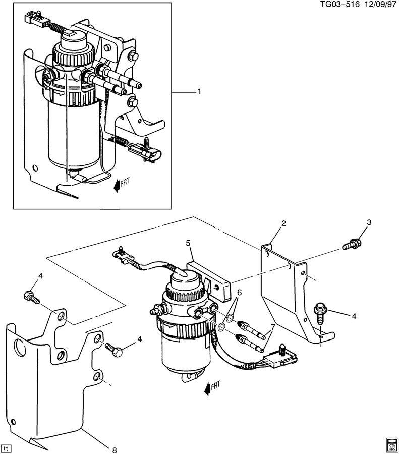 fuel filter part 1