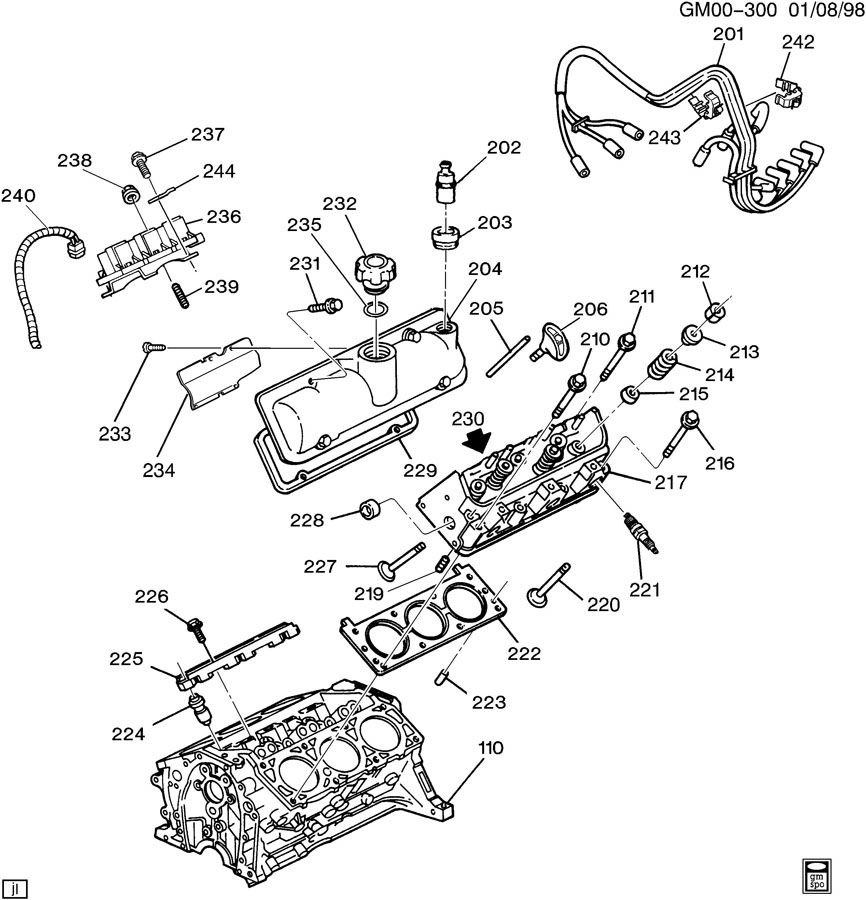 2001 gmc sonoma engine diagram on 2008 buick engine diagram buick wiring diagram instructions 2001 Mitsubishi Mirage Diagram 1995 GMC Jimmy Engine Diagram