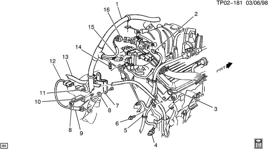 injector wiring diagram 2005 saturn vue  saturn  auto