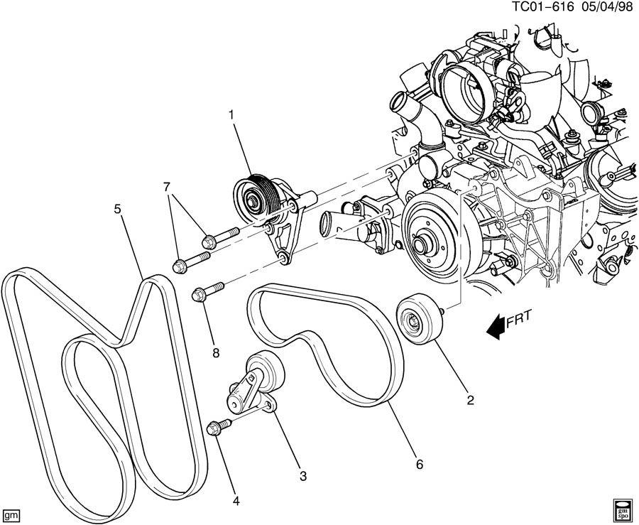 hummer pulleys  u0026 belts  accessory drive