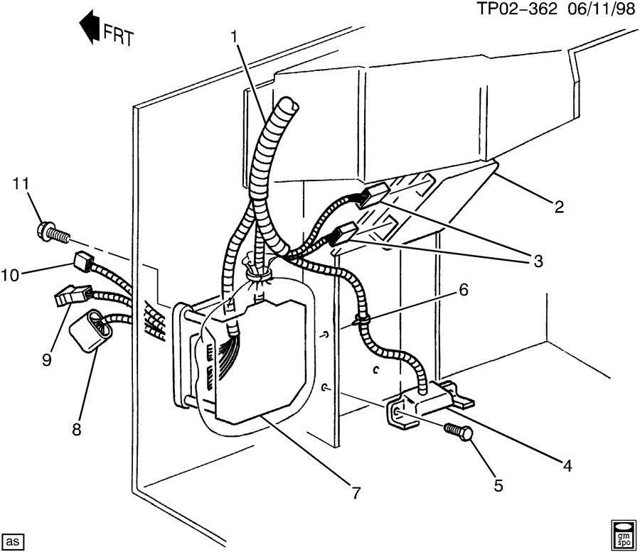 19245411 chevrolet module emission control system. Black Bedroom Furniture Sets. Home Design Ideas