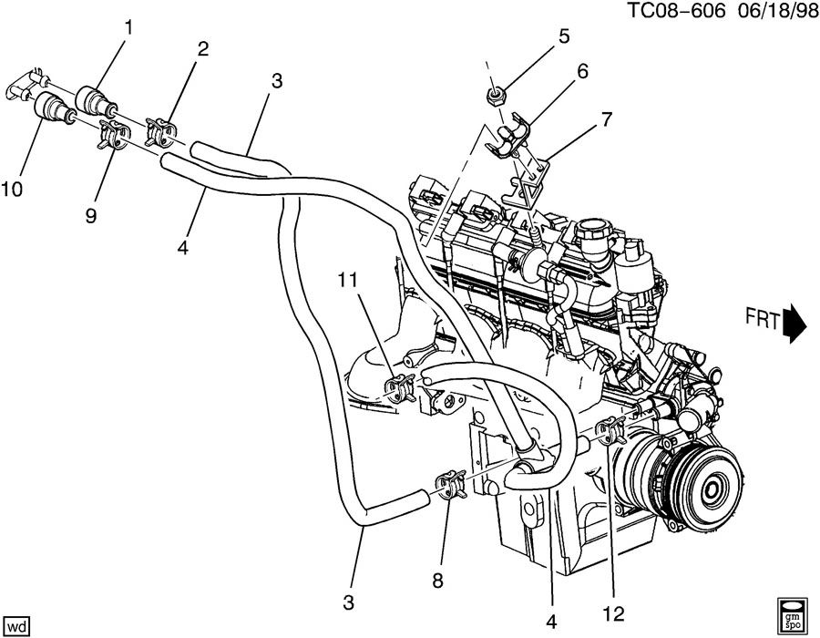 ShowAssembly on 3 8 buick engine parts diagram