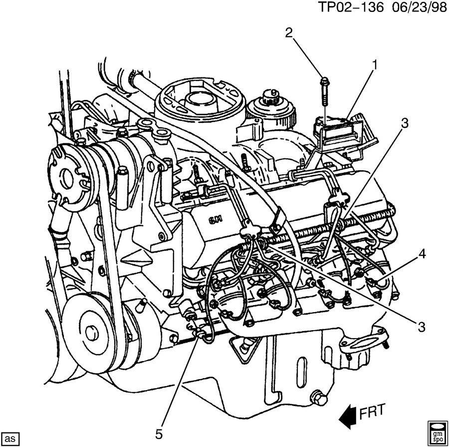 12048089  engine wiring harness