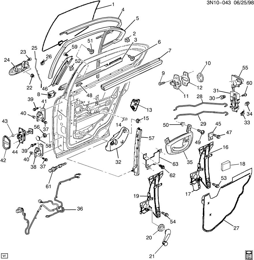 2002 Oldsmobile Vada Exhaust System Diagram Oldsmobile