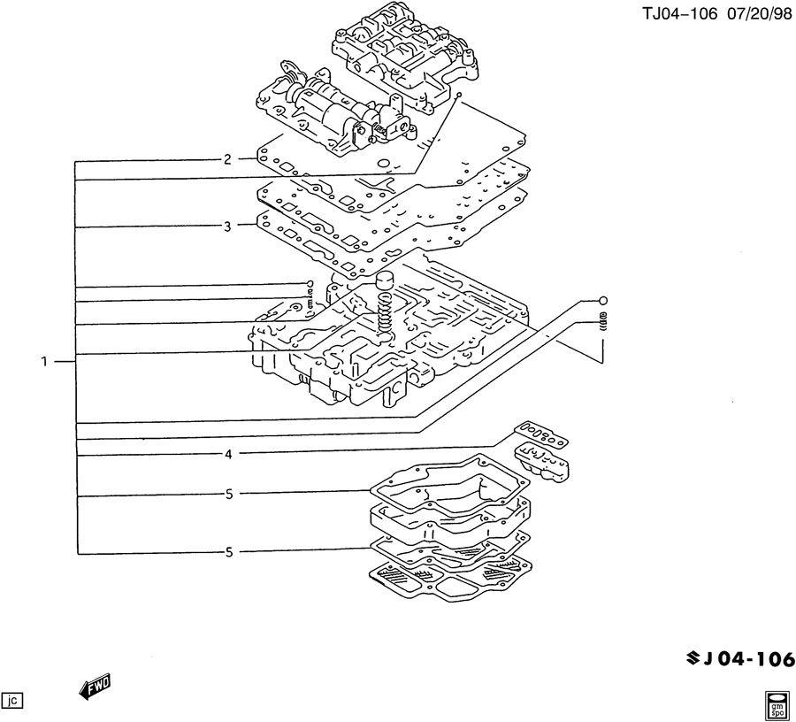 1994 geo metro automatic transmission diagram  wire  auto