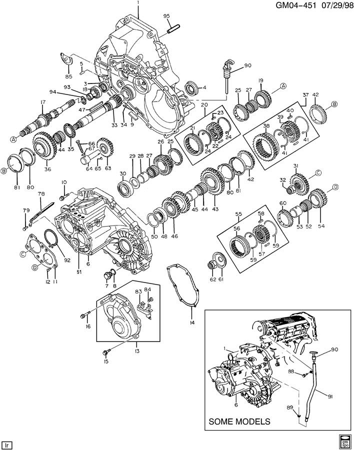 mazda transmission parts diagrams with Subaru Wrx Transmission Diagram on RepairGuideContent together with Cooling Diagram 183083 together with Chevrolet 4 3l V6 Engine Diagram moreover Wd general as well Jeep Grand Cherokee Parts.