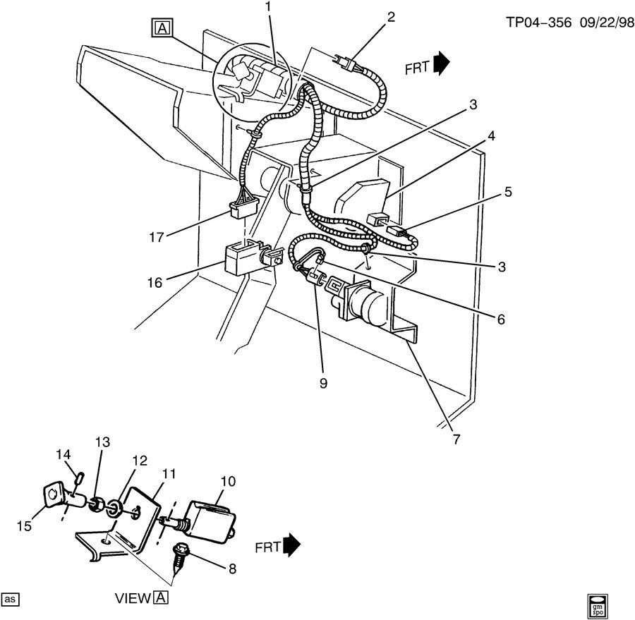 Chevrolet C10 Parking Brake System  Switch  U0026 Wiring