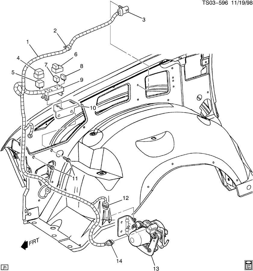 A I R  Module  U0026 Wiring Harness
