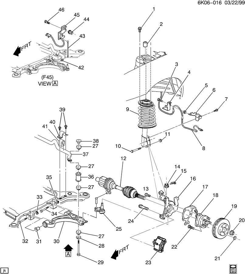 2004 cadillac seville knock sensor