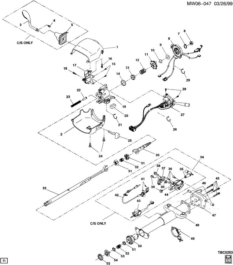 fuse diagram for 1999 pontiac firebird
