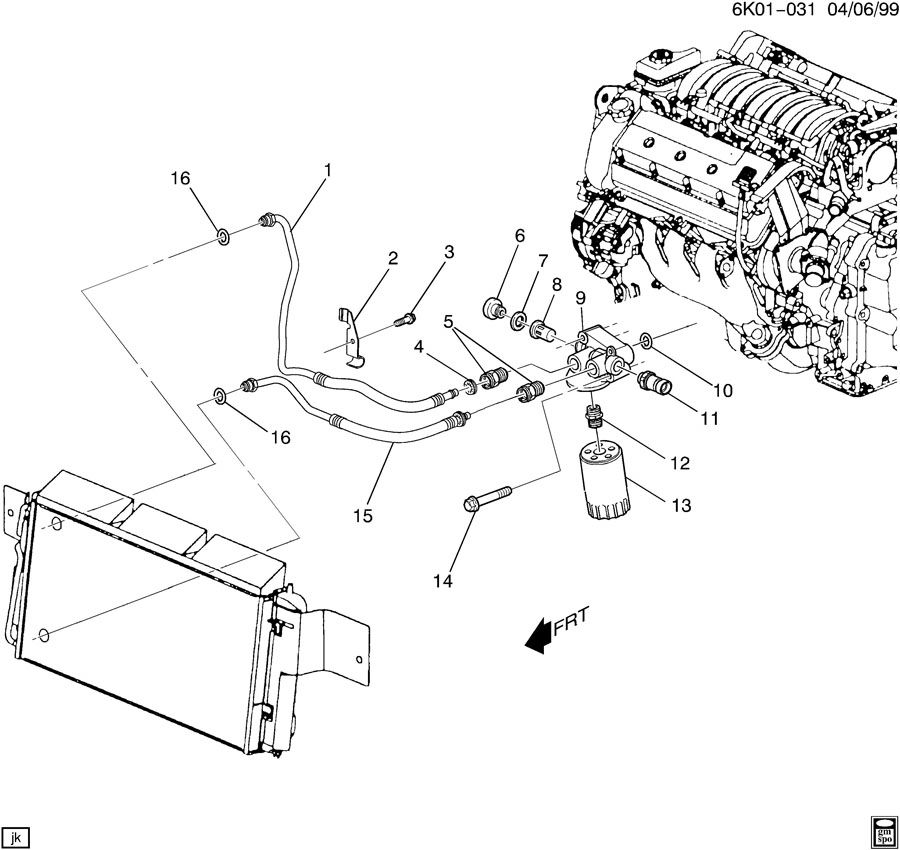 Showassembly also Buick Enclave Engine Diagram furthermore T7949907 Fuel pump in addition 2007 Cadillac Escalade Fuse Box Diagram further No Heat In Car Or Heat Is Always On. on 2002 cadillac deville