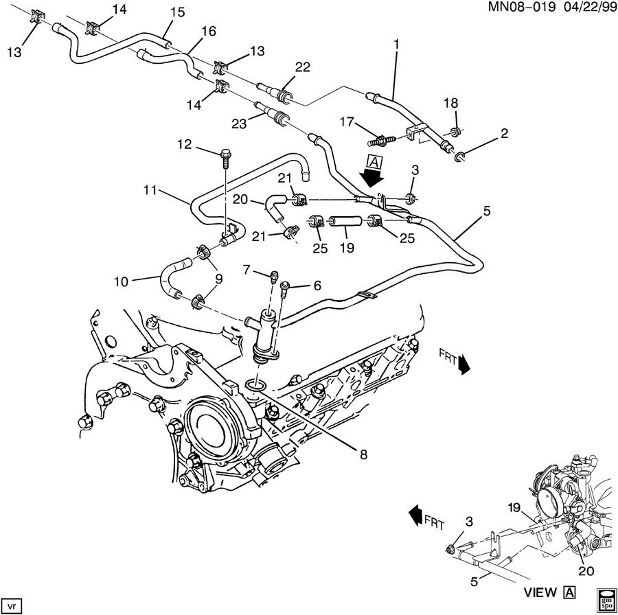 2000 chevy malibu parts diagram  2000  free engine image