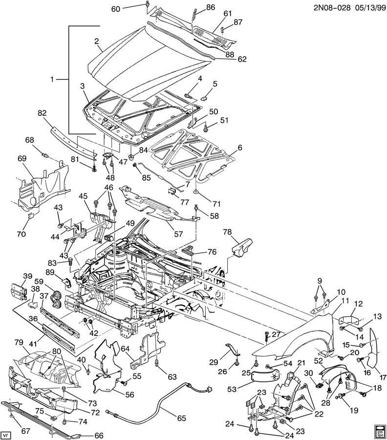 1999 pontiac grand am parts diagram  1999  free engine