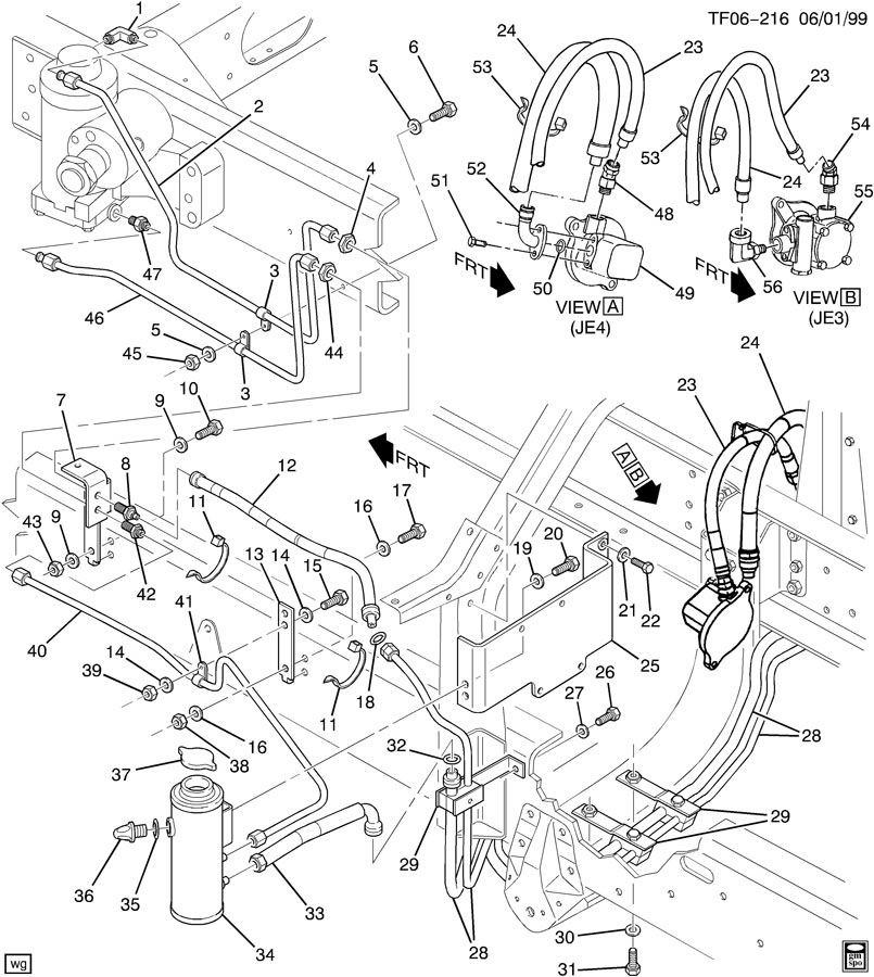 gmc w4500 fuse box diagram