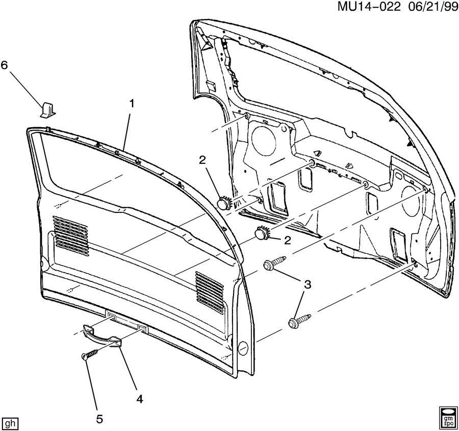 gmc envoy rear suspension diagram  gmc  free engine image