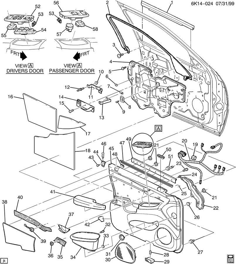 Cadillac Front Clip Conversion
