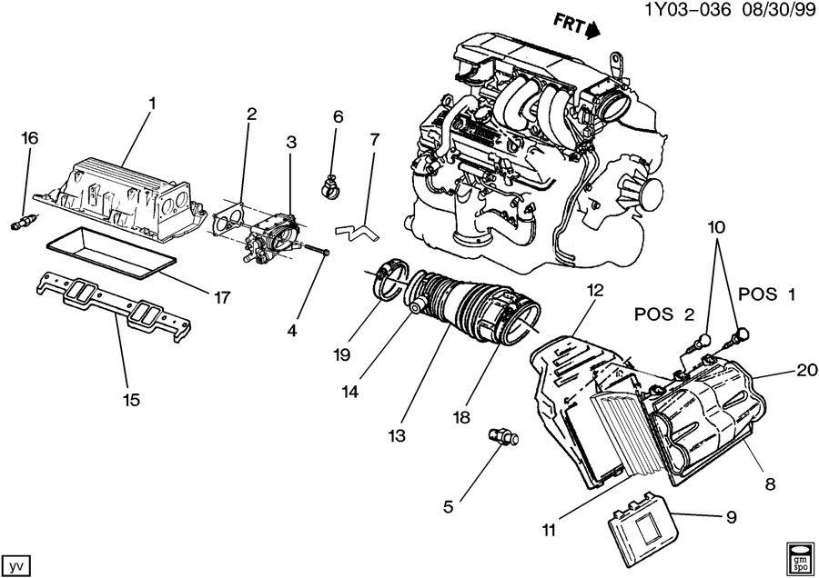 chevrolet corvette valve  heater coolant flow  valve  htr wat flow cont exc hose  acdelco