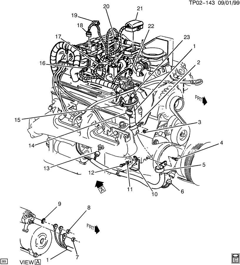 wiring harness  engine part 4