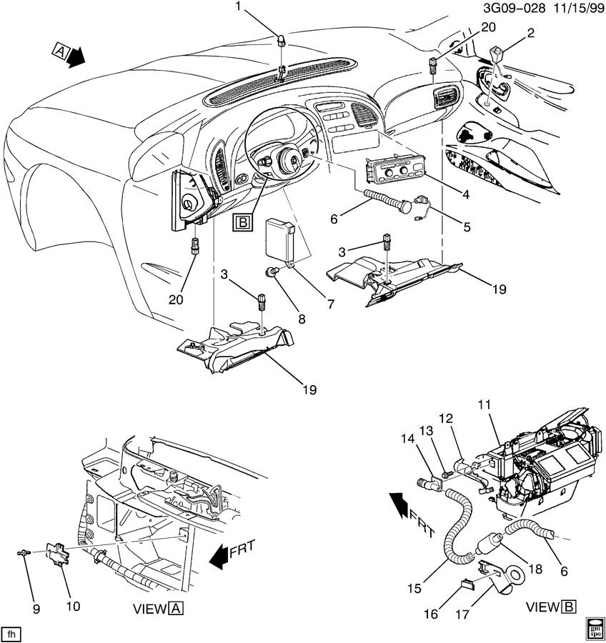 radio wiring diagram for 2001 oldsmobile alero  oldsmobile