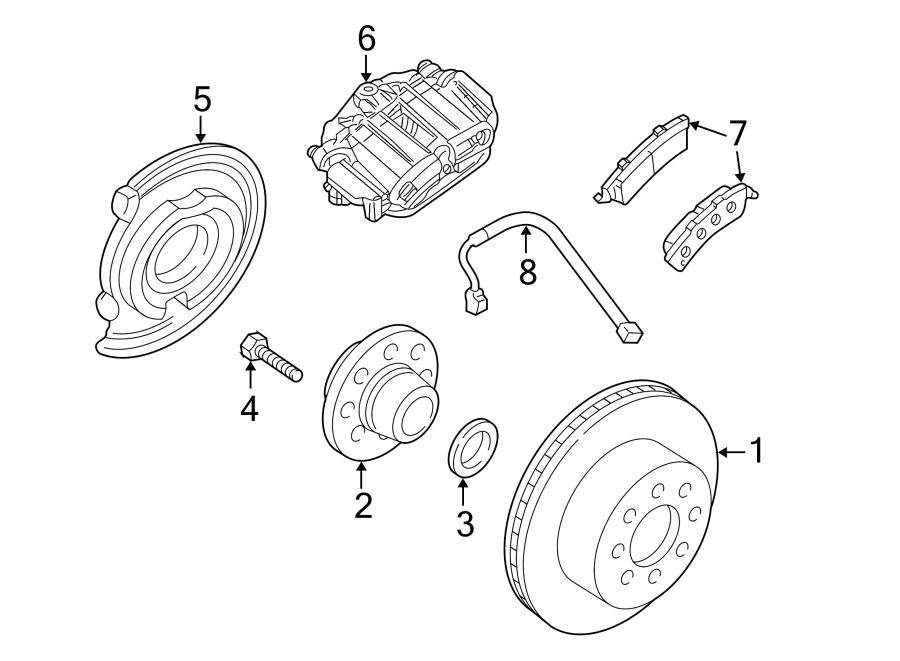 20830366 - gm hose  hydraulic brake  hose  rr brk acdelco  176-1575