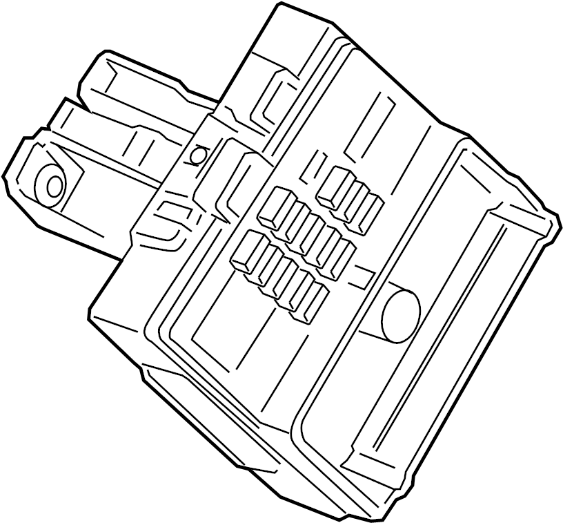 wiring harness  instrument panel  u0026 fuse block