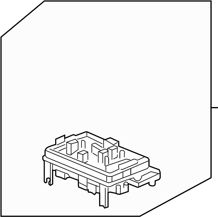 chevrolet ssr block  wiring junction  blockacsry  wrg  des