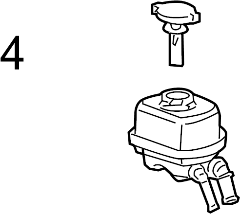 Gm Power Steering Oil Cooler