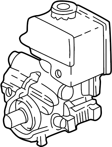 26086074 Gm Pump Kit Power Steering Pump Kit P S W O
