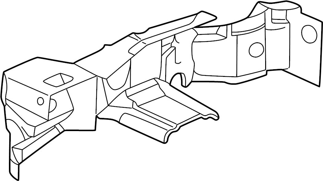 instrument panel part 1 trim