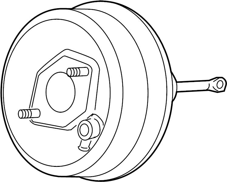 brake booster  u0026 master cylinder mounting