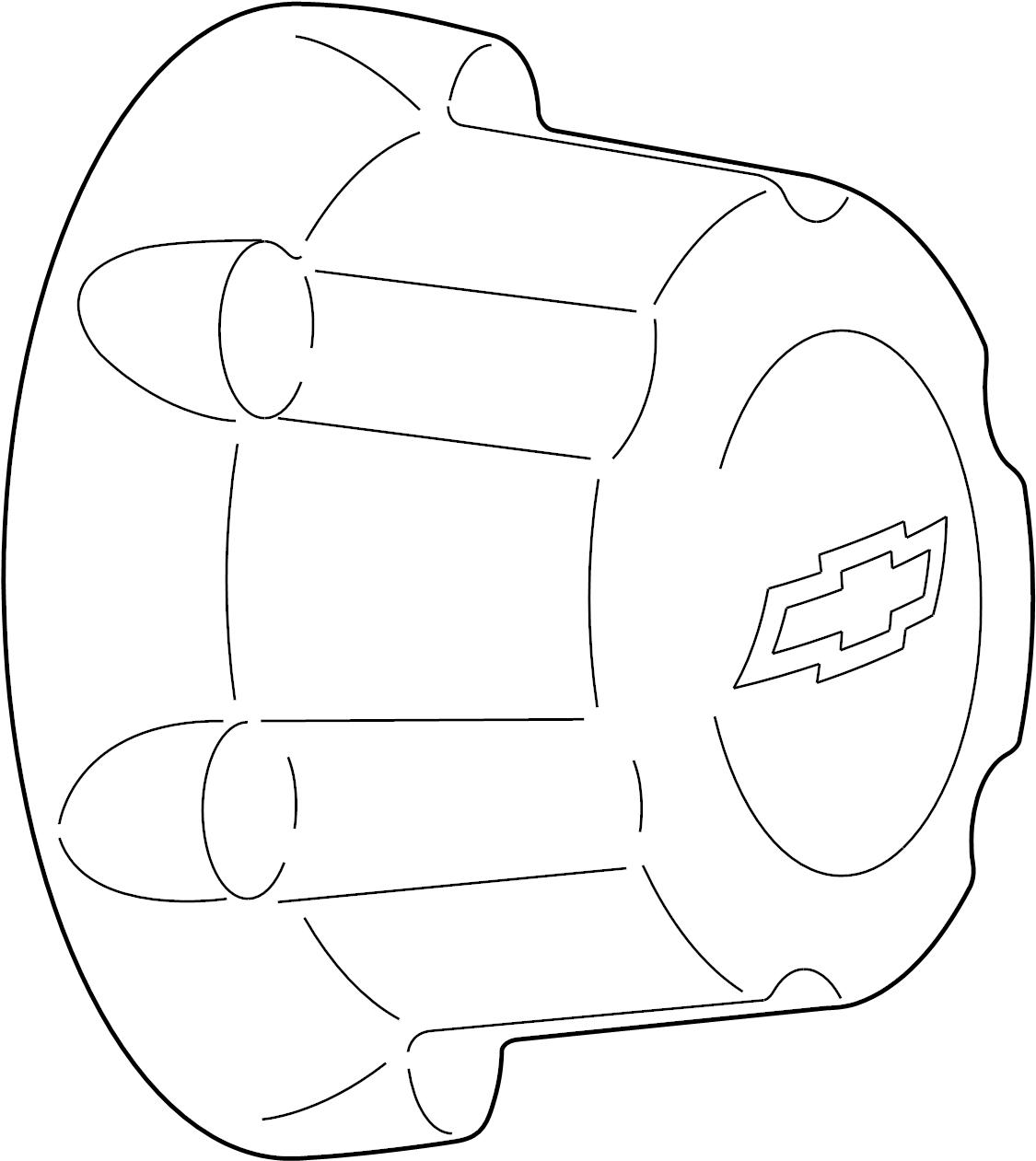 chevrolet tahoe wheels  u0026 hub caps