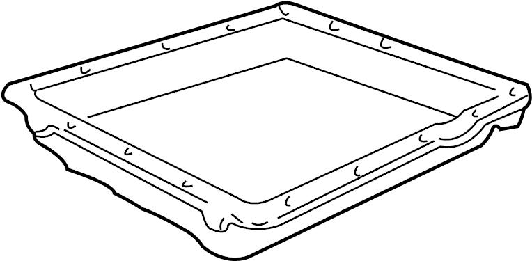 chevrolet colorado pan  transmission oil pan  pan  a  trns