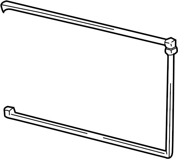 door hardware  rear