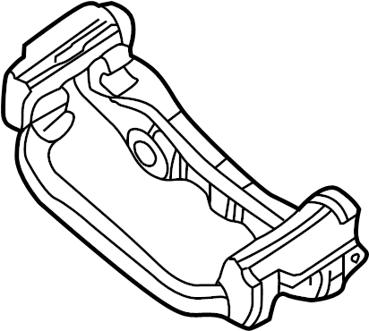 Brake Pad 93733 together with Page 8 also 25910432 likewise 2009 Honda Accord Parts Diagram besides P 0900c152801c2877. on front brake pad spring clips