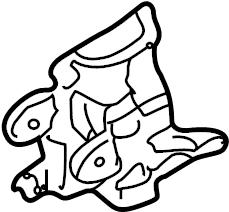 26094379     Chevrolet    Housing Steering Lean  shffits