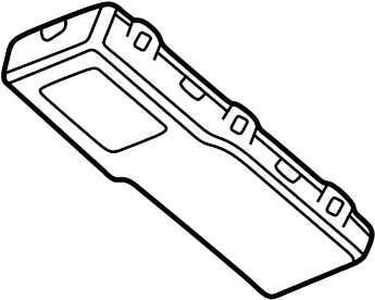 13503205 Gm Receiver Door Electric And Vacuum Locks