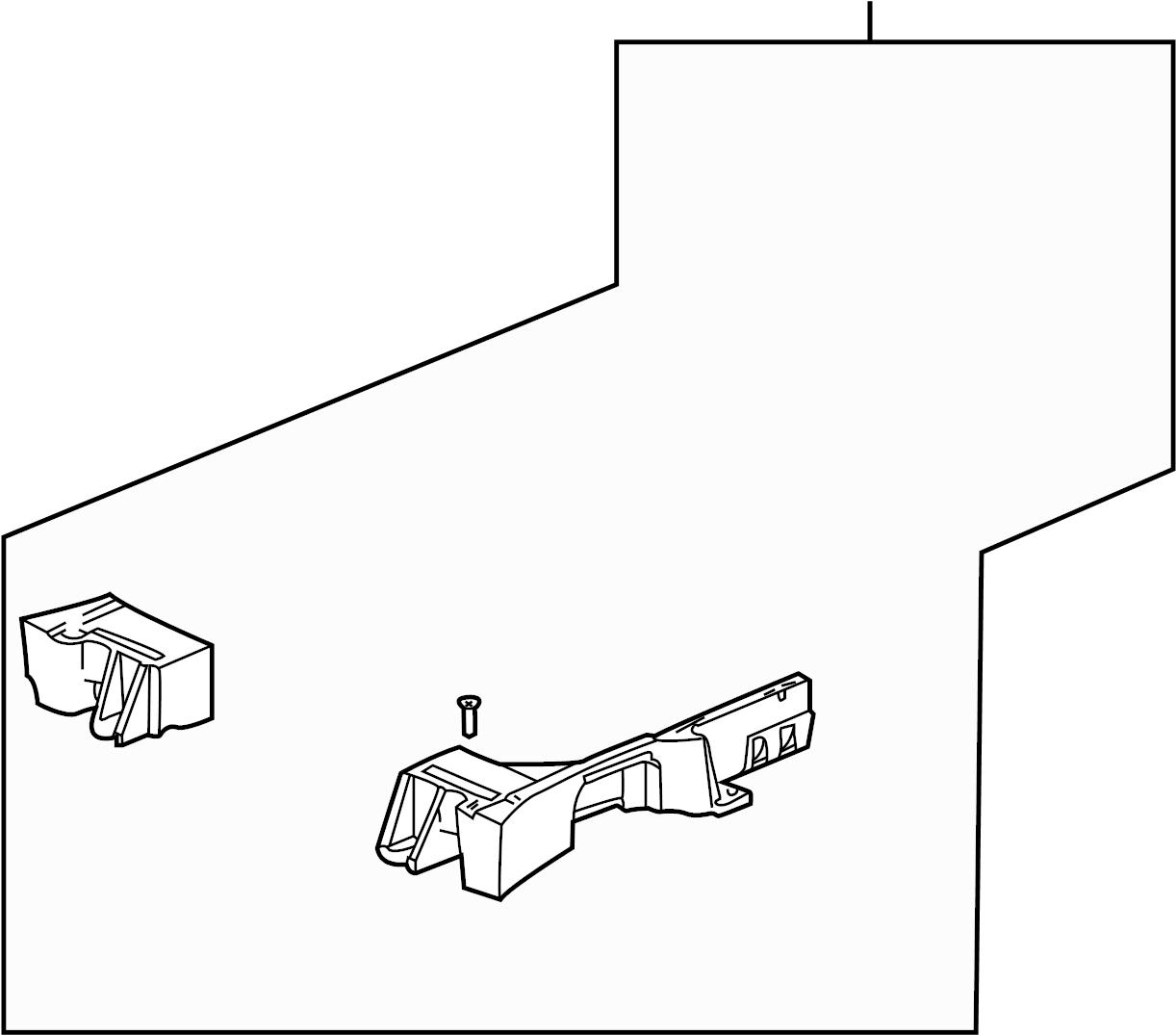compartment  rear storage