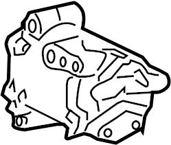 Geo 3 Cyl Engine