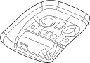 CONSOLE. Roof Console image