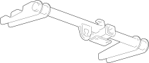 12,000-lb Capacity Trailer Hitch image